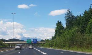 Wat is de beste route naar Oostenrijk?
