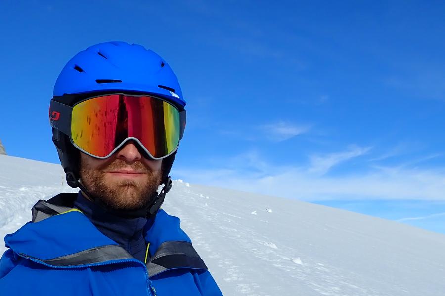 Beste skibril test