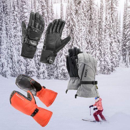 Beste skihandschoenen – top 5