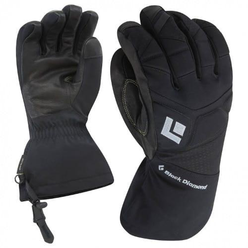 beste ski handschoenen - dameshandschoenen Black Diamond