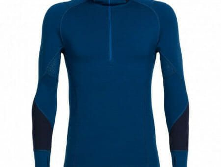 Review: Icebreaker bodyfit zone thermoshirt