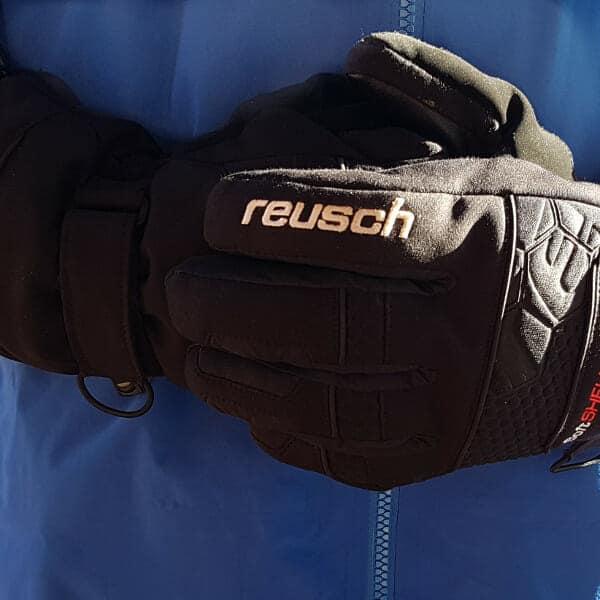review reusch conner skihandschoenen