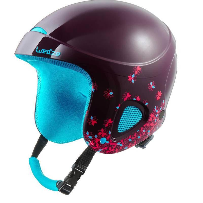 skihelm verplicht - mooie helm voor meisjes