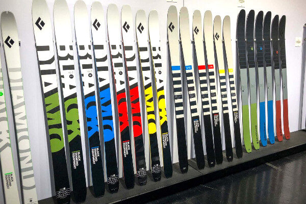 De complete Black Diamond ski collectie 2021
