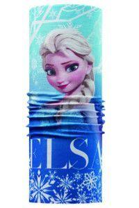 Nekwarmer / Buff met Elsa van Frozen. Leuke kinderbuff voor meisjes
