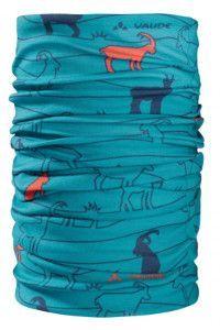 Blauwe nekwarmer voor meisjes - Buff