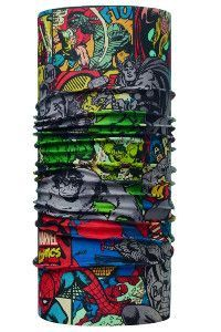 Buff jongens - buff kind - nekwarmer met Batman superhelden