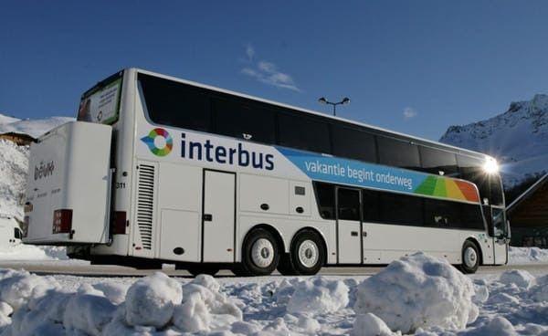 bus naar oostenrijke
