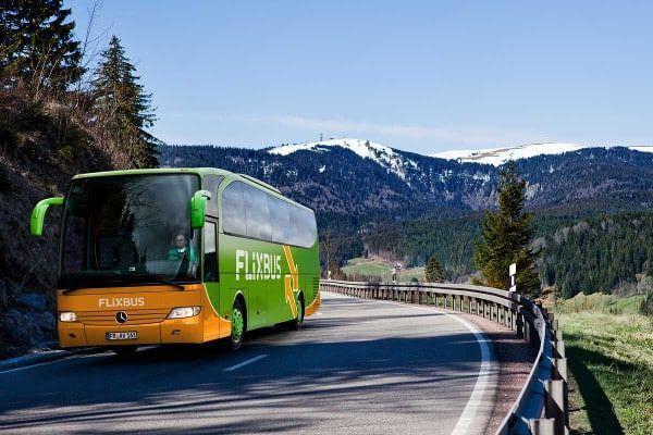 bus naar oostenrijk
