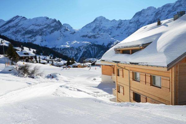 Check deze chalets aan de piste voor jouw ultieme wintersportdroom