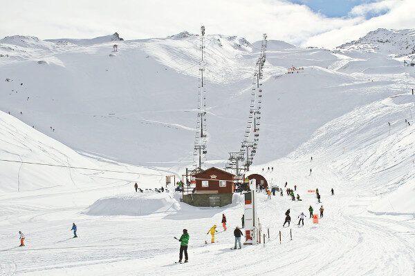 Corona Wintersport Frankrijk: skilift
