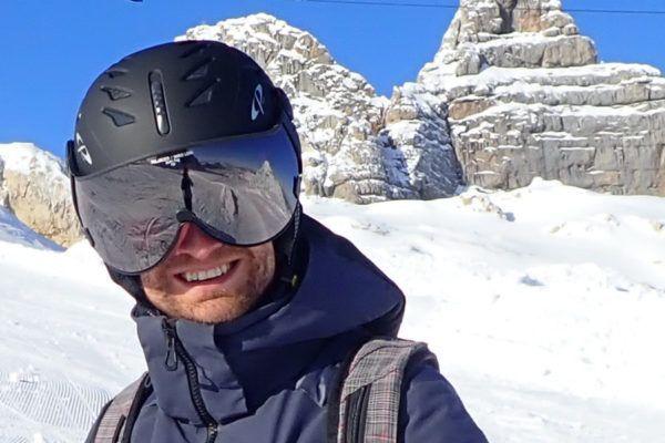 Review: CP Cuma skihelm met vizier getest
