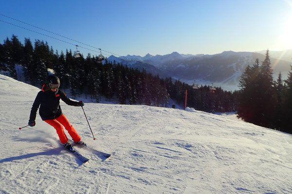 CP Cuma - skihelm met vizier