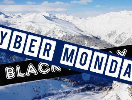 Cyber Monday koopjes waar je als wintersporter blij van wordt