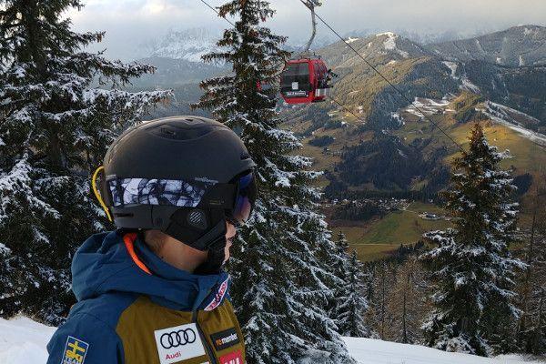 Decathlon skibril voor kinderen