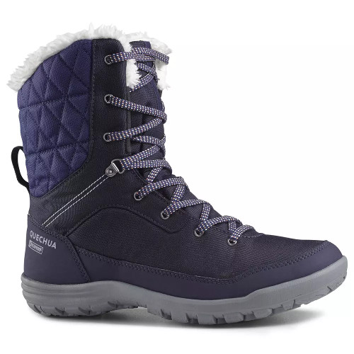 snowboots dames decathlon