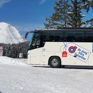De Jong Intra - Bus naar Oostenrijk