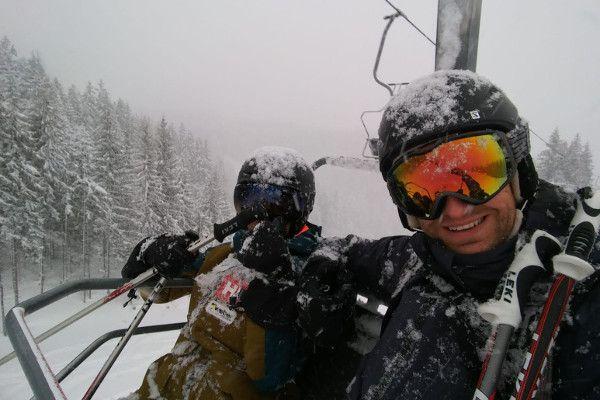 Deze skibrillen beslaan niet