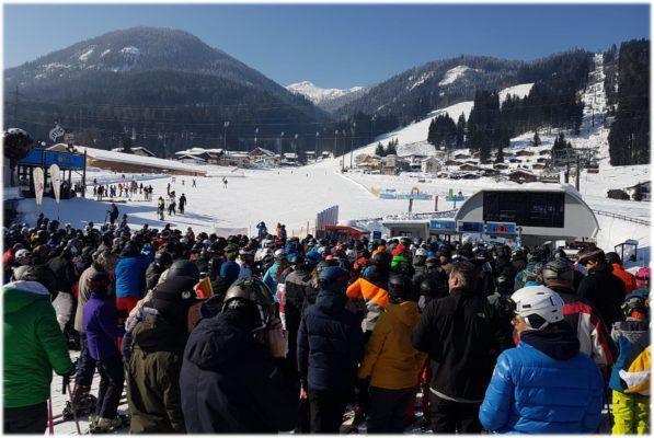 Druk op de piste? 6 tips om massa in de skigebieden te ontlopen