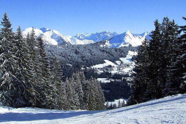 Duurzame wintersport in Morzine