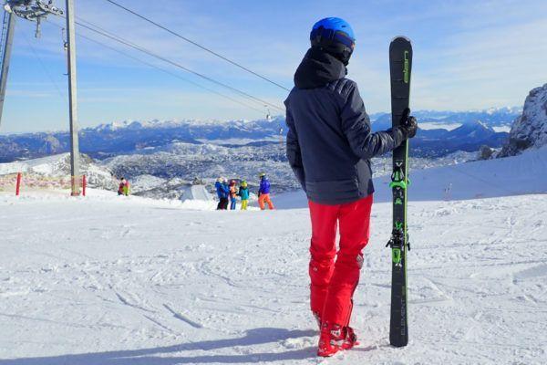 Review: Elan Element LS getest - ideale ski voor rustige skiërs en beginners