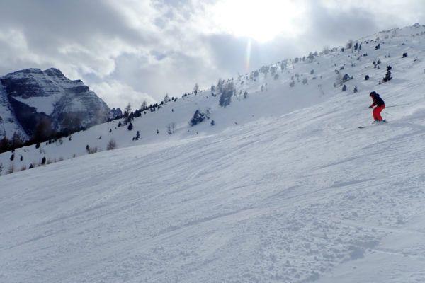 Skigebied Elfer in Stubai