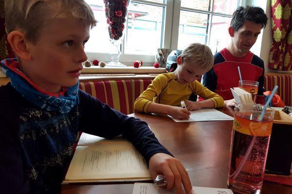 Eten in Obertauern in hotel Gamsleiten