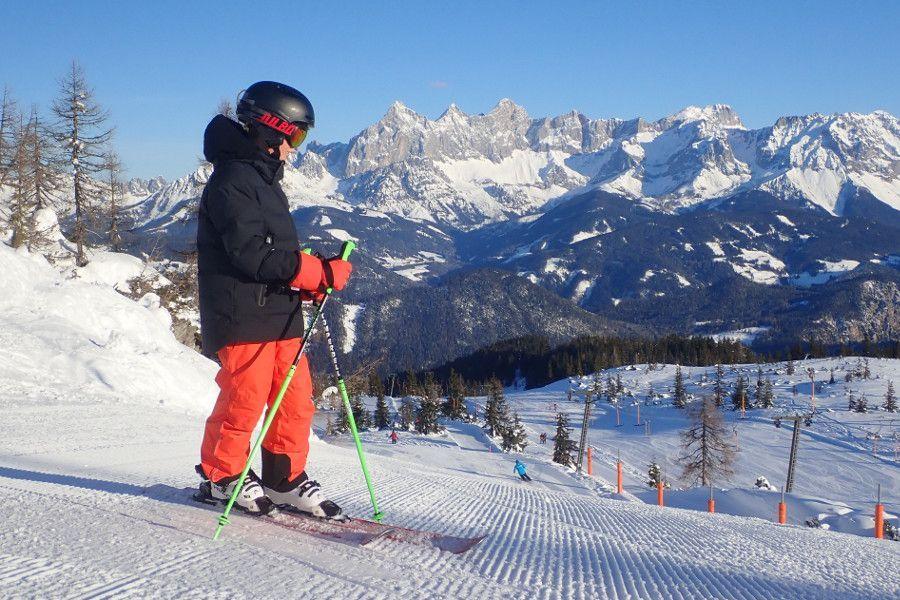 Skigebied Fageralm Forstau