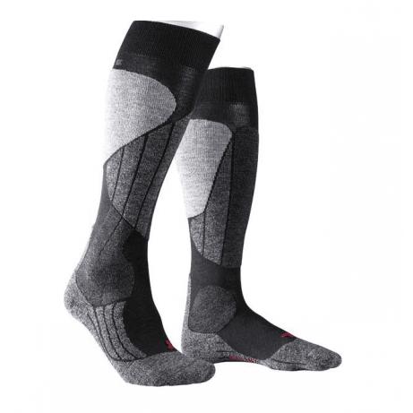 nooit meer koude voeten met deze sokken van Falke