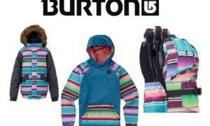 De leukste kinderskikleding uit de Burton collectie