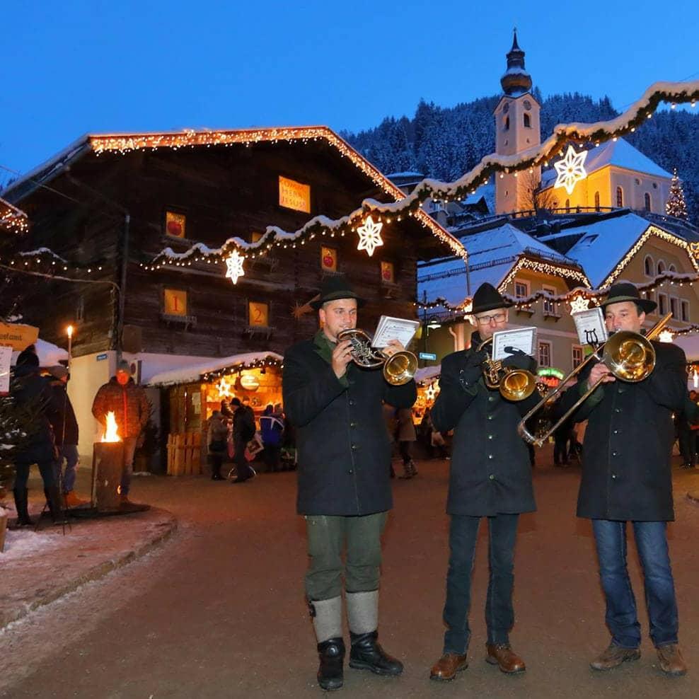 Kerst Wintersport