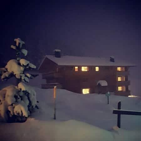 #Winterbeelden: witte kerst in de alpen gegarandeerd!