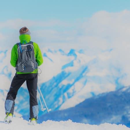 Zomerskiën tijdens je vakantie in de Alpen
