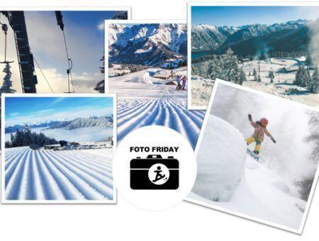Foto Friday jaaroverzicht: mooie wintersportfoto's uit 2018