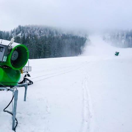 Foto Friday #13 - Skigebieden prepareren voor winter 2018