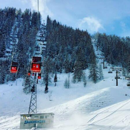 Foto Friday #16 - skigebieden openen hun liften