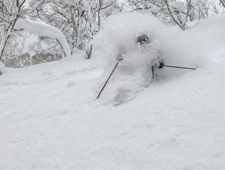 Sneeuw, wind en -10, dit dragen wij op de piste