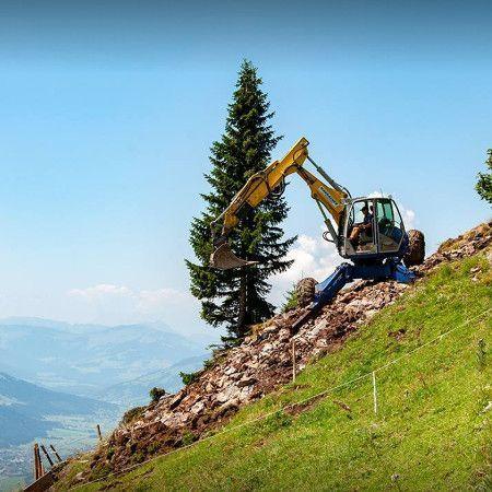 Foto Friday #43 - skigebieden bouwen er op los