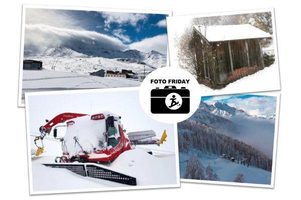 Foto Friday #51 - Dik pak sneeuw in de alpen