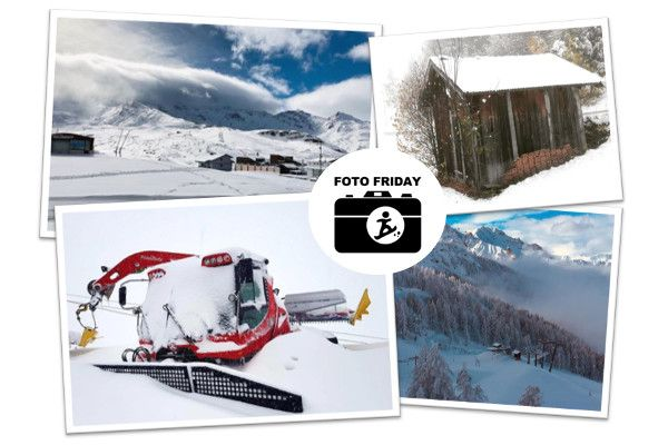 Foto Friday 51 - sneeuw