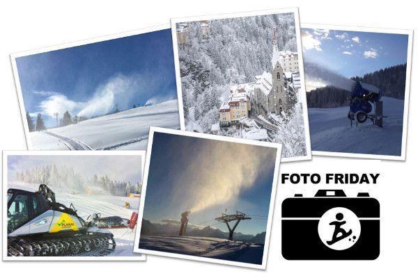 Foto Friday #53 - actuele sneeuwbeelden uit de skigebieden