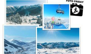 Foto Friday #54 – verse sneeuw en een strakblauwe lucht