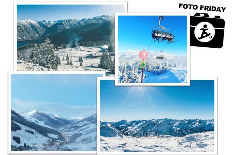 Wintersport foto's - foto friday #54