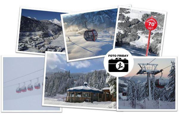 Foto Friday #56 - 9 waanzinnige winterbeelden van deze week