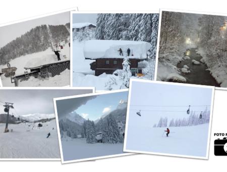 Foto Friday #59 – fotoverslag van de heftigste sneeuwval in 70 jaar