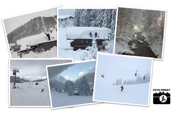 Foto Friday #59 - fotoverslag van de heftigste sneeuwval in 70 jaar