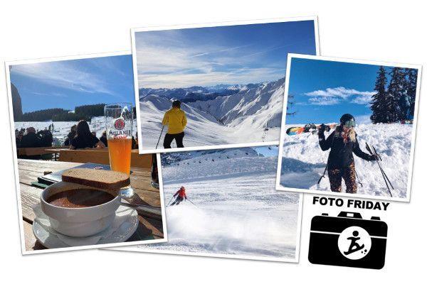 Foto friday: sneeuw foto's met zon