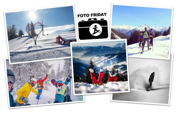 Foto Friday #70 - de winter is echt nog niet voorbij