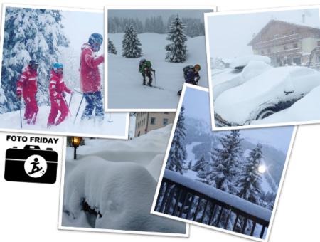 Foto Friday #71 – dik pak sneeuw in april (lokaal meer dan 130 cm)