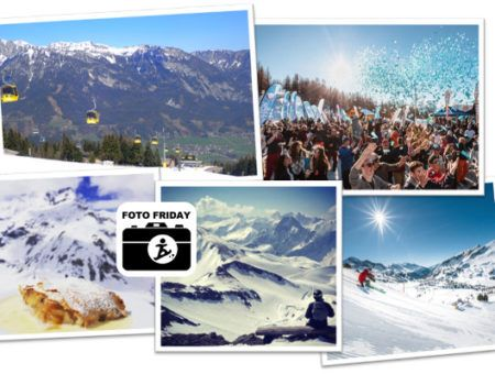 Foto Friday #73 – heerlijke lentebeelden uit de skigebieden